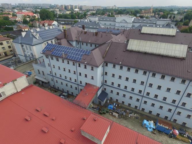 ZK Tarnów fotowoltaika