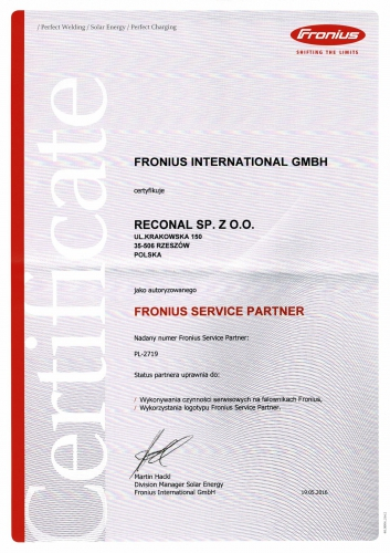 partner fronius